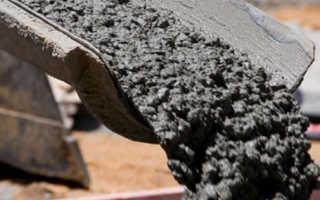 Сколько бетона получится из 50 кг цемента: расчеты и рекомендации