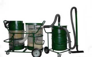 Промышленный пылесос для бетонной пыли: как выбрать и где используется?