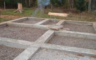 Какой бетон использовать для ленточного фундамента: выбор марка (класс)?