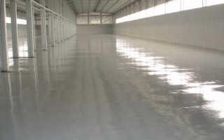 Полимерная краска для бетона: разновидности и применение
