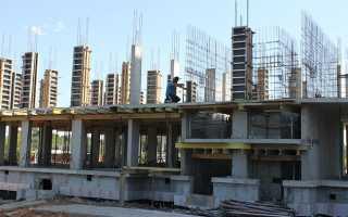 Правильное выполнение холодных швов при бетонировании