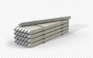 Железобетонные сваи: характеристики, виды, маркировка и монтаж