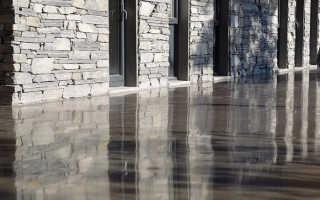 Литиевая пропитка для бетона: принцип действия и производители