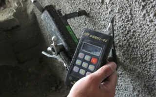 Чем и как определяется прочность бетона?