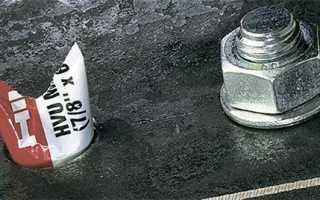 Химические анкеры и капсулы Хилти — расчет и применение
