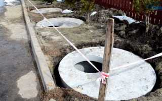 Гидроизоляция септика из бетонных колец: виды и техника