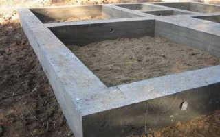 Марка бетона для фундамента частного дома: выбор сорта и пропорции