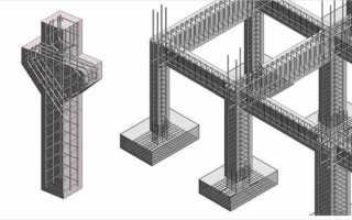 Процент армирования железобетонных конструкций: минимальный и максимальный
