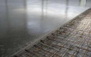 Топпинг для бетонного пола — выбор, технология нанесения