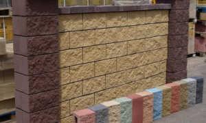 Керамзитобетонные блоки с облицовкой: характеристики