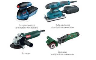 Шлифовальные машины по бетону: виды и описание
