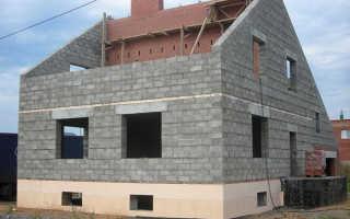 Керамзитобетонные блоки — характеристики и размеры
