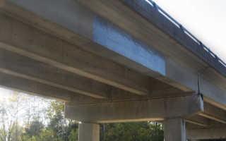 Бетоны для мостовых конструкций: марки раствора