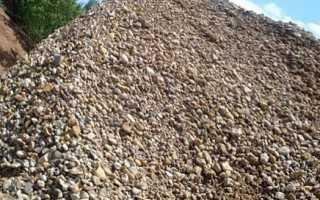Песчано-гравийные смеси для бетона (ПГС): приготовление