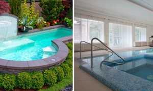 Какой выбрать материал для декоративной отделки бассейна