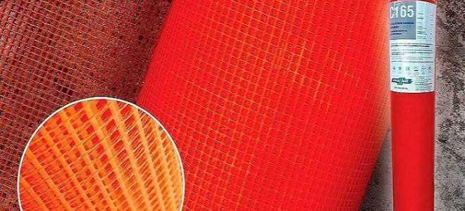 Сетка для штукатурки стен — виды, характеристики, применение
