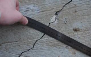Усадка бетона при разных условиях и как предотвратить