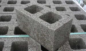 Как рассчитать керамзитобетонные блоки: схема и примеры