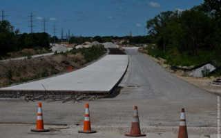 Бетонные дороги: заливка и уход, преимущества и недостатки