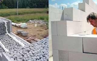 Что лучше газосиликат или керамзитобетон — сравнение материалов