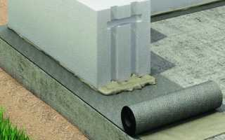 Подборка статей про фундаменты для газобетонного дома