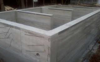 Как залить пол и стены бетоном в подвале: технология и материалы