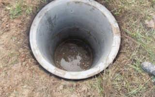 Устройство колодца из бетонных колец для воды: расчет и монтажные работы