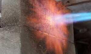 Бетон при пожаре: воздействие высоких температур и огнестойкость