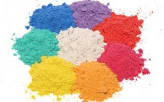 Краситель для бетона — виды, свойства, покраска
