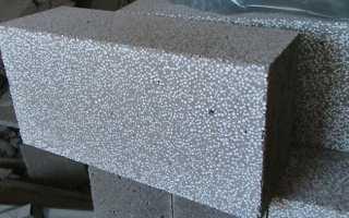 Полистиролбетонные блоки — плюсы и минусы легкого бетона
