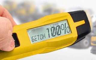 Контроль прочности бетона — методы и приборы для измерения
