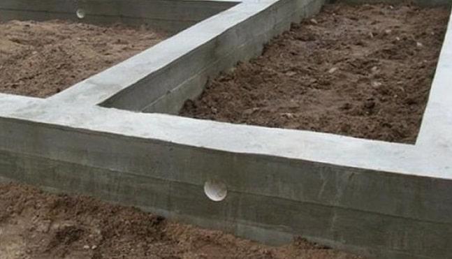 Сколько должен выстояться фундамент под газобетон