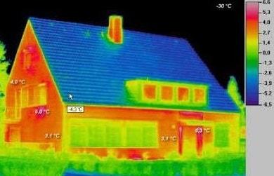 Теплопроводность тепловизор