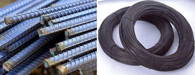 Выбор диаметра основной арматуры зависит от нагрузки на фундамент