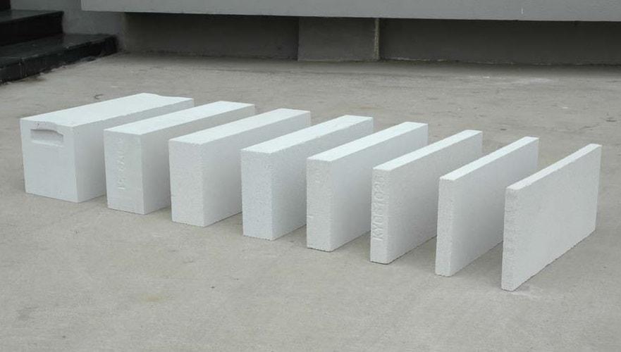 Разнообразие выбора газобетонных блоков