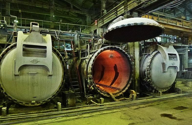 автоклавная обработка газобетона