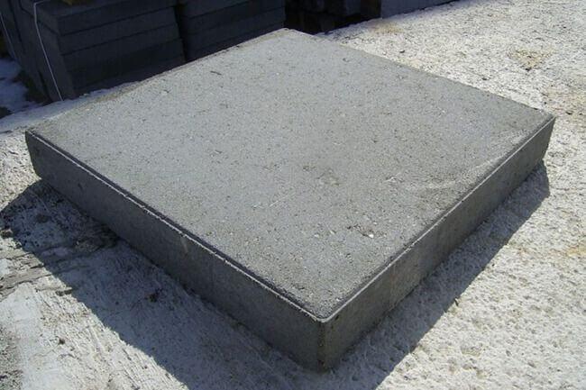 Армированная плита