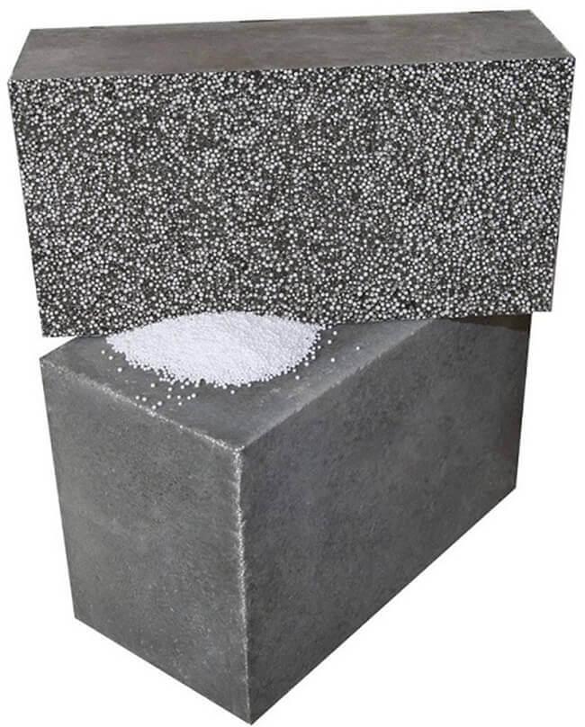 Полистиролбетоновые блоки