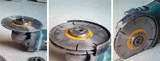 Для установки двух дисков необходимо приобрести дополнительную крепежную гайку