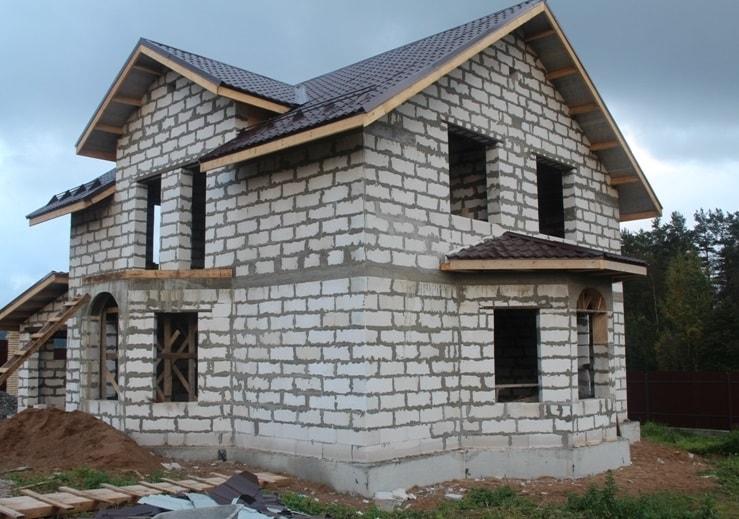 Сравнение СИП-дома с газобетоном