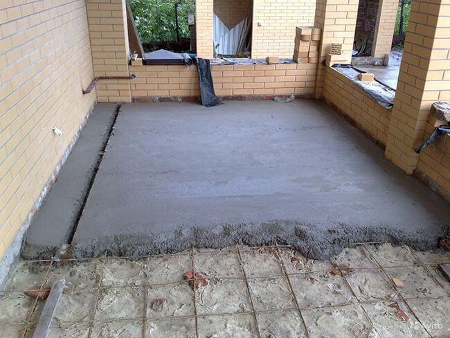 Как сделать гладкий бетонный пол самостоятельно