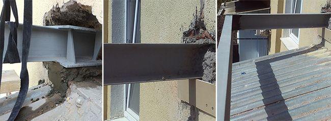 Изготовление новой балконной плиты