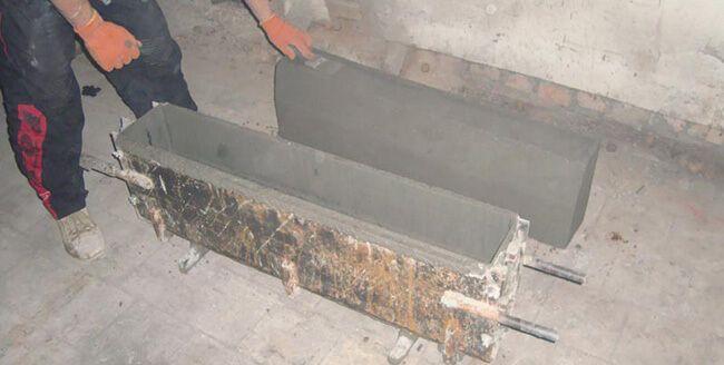 Вынимаем готовый блок из формы