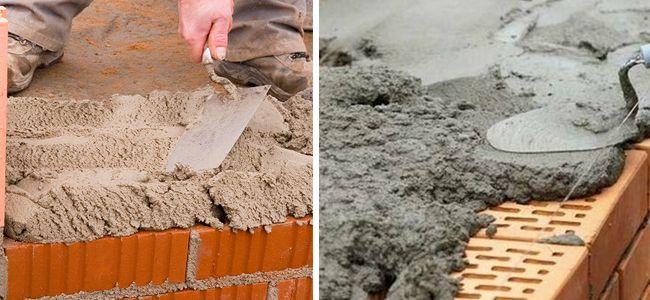Как правило, для строительных раот предпочтение отдается смесям М150