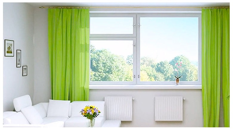 Тип открывания окна
