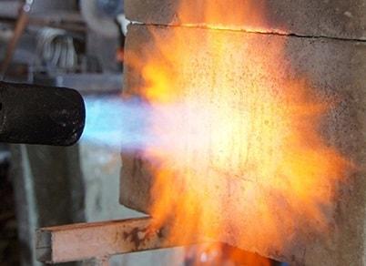 Огнестойкость газоблока
