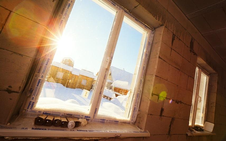 Выбираем пластиковые окна для частного дома