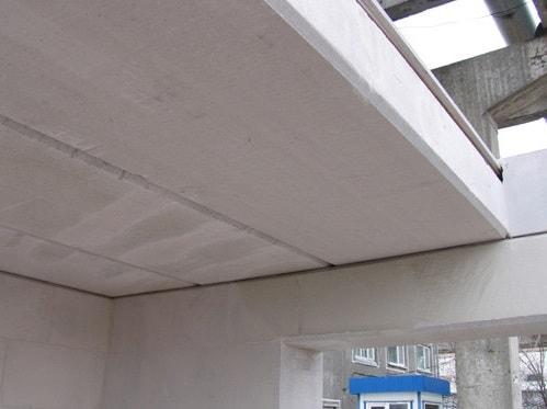 Газобетонное перекрытие в домах из газобетона