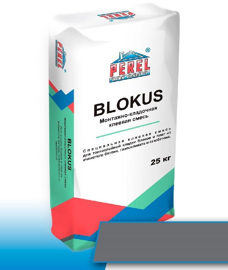 Perel Blokus - производитель клея для газобетона