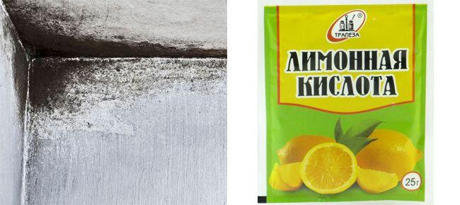 Лимонная кислота эффективна, но стоит дороговато